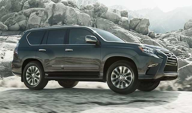 70 A Lexus Prado 2020 Research New