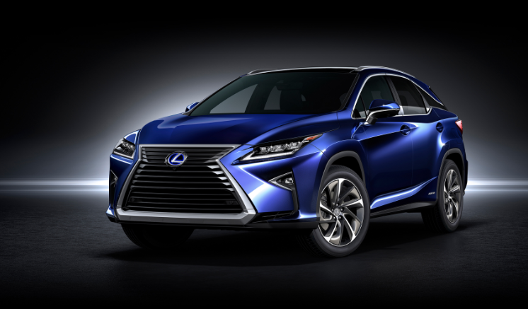 70 A Lexus Rx Facelift 2019 Wallpaper