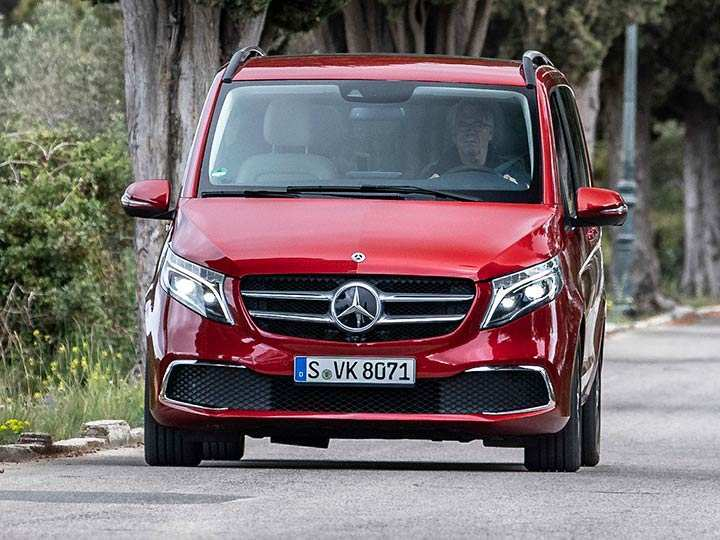 70 A Mercedes V Klasse 2019 Concept And Review