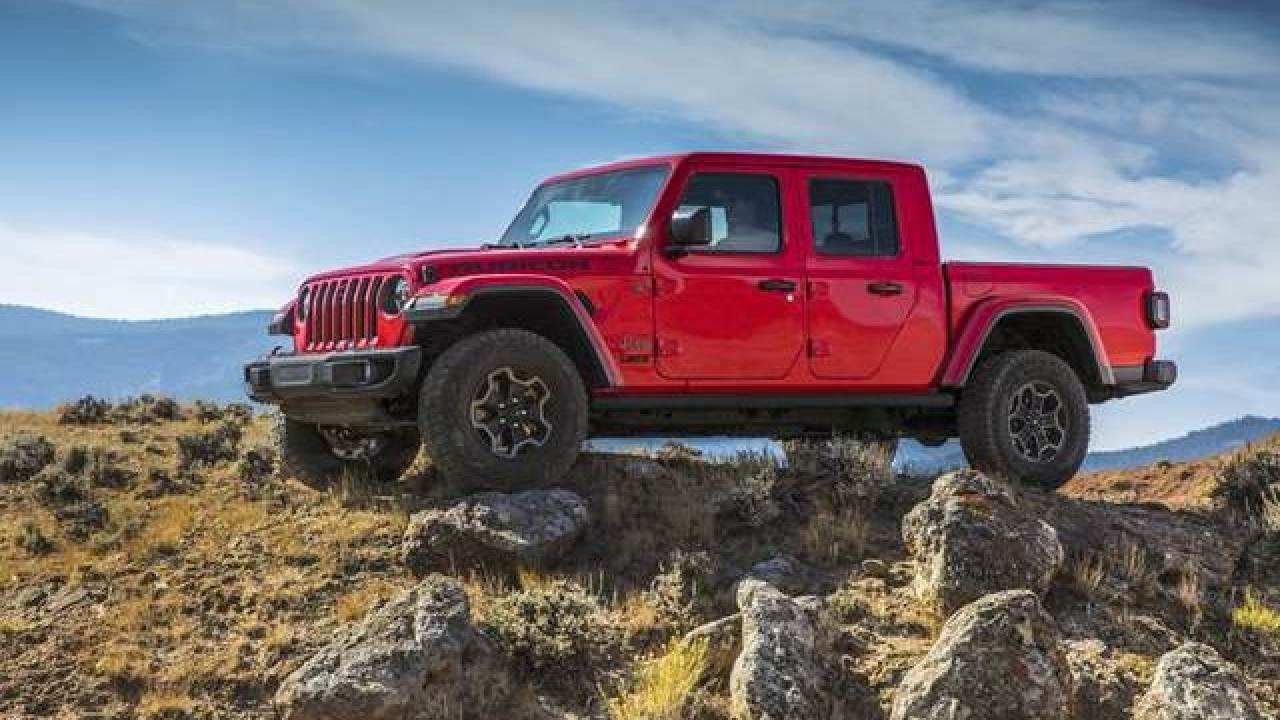 70 A New Jeep Truck 2020 Spesification