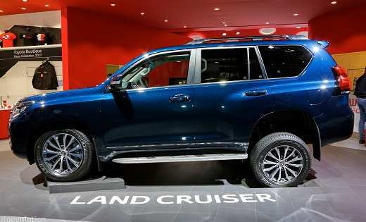 70 A Prado Toyota 2019 Review And Release Date