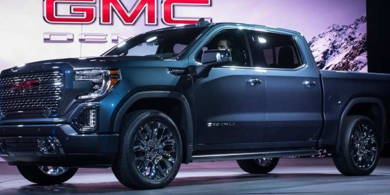 70 A Release Date For 2020 GMC 2500Hd Price and Release date