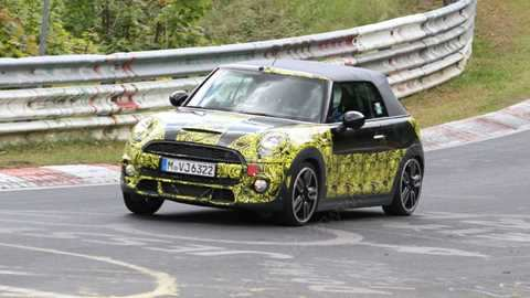 70 A Spy Shots Mini Countryman Research New