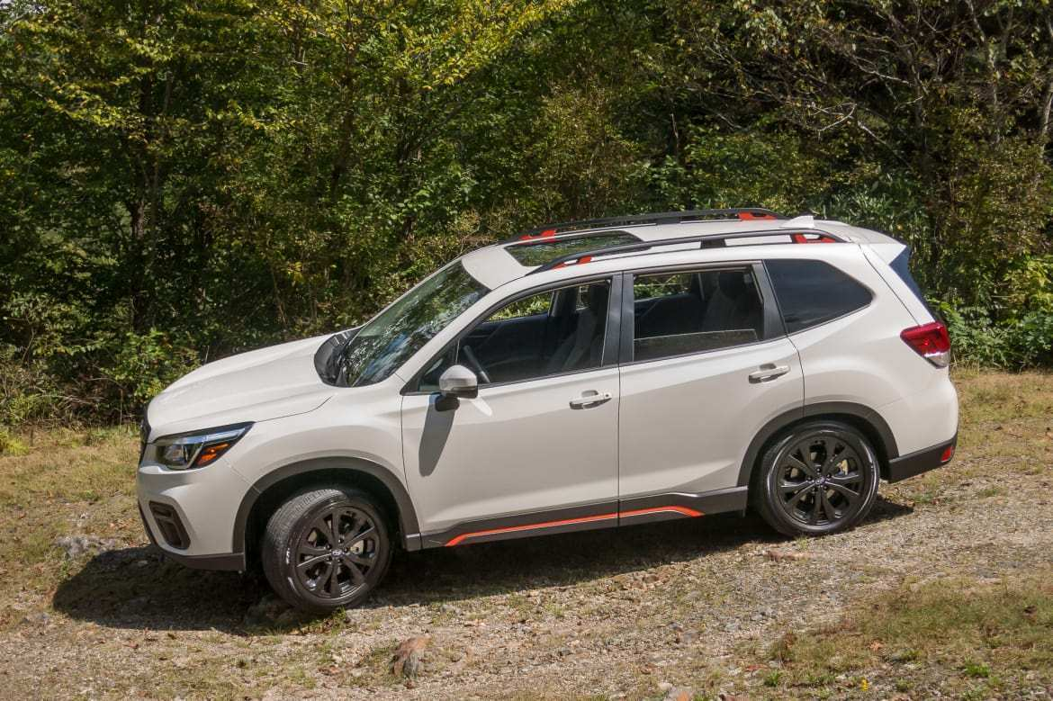 70 A Subaru Forester 2019 Gas Mileage First Drive