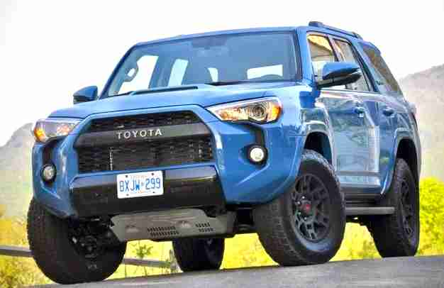 70 A Toyota Diesel 4Runner 2020 Ratings