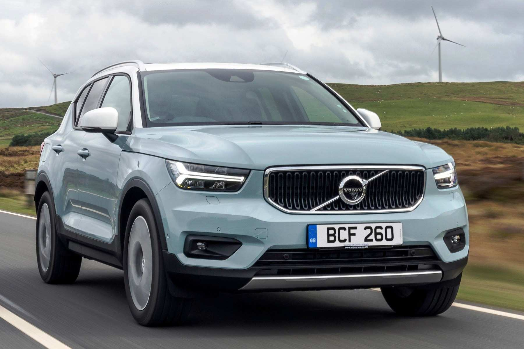 70 A Volvo 2019 Xc40 Review Spesification