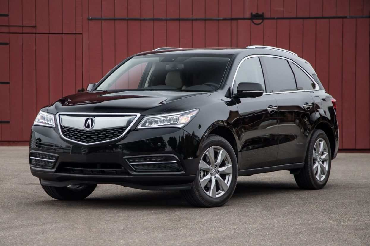70 All New 2019 Acura Mdx Rumors Reviews