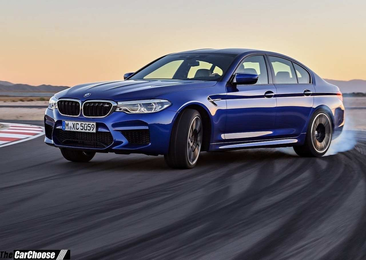 70 All New 2019 BMW M5 Get New Engine System Release