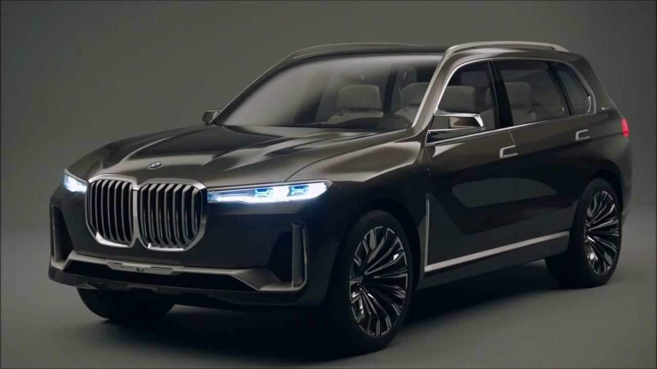 70 All New 2019 BMW X7 Suv Concept