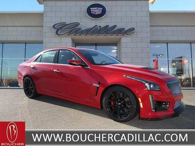 70 All New 2019 Cadillac Cts V Price And Release Date