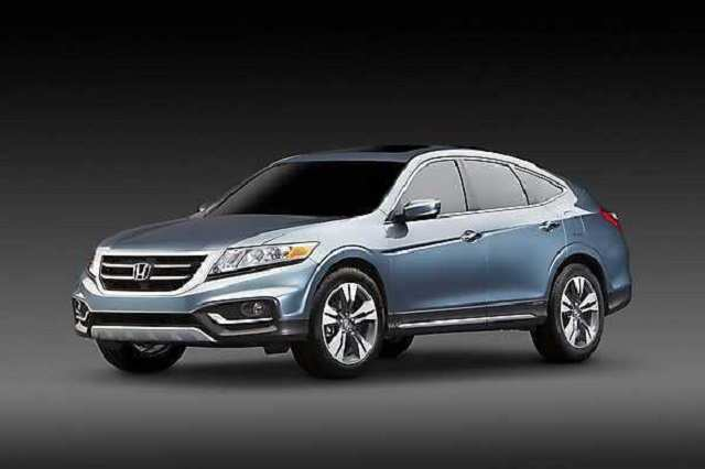 70 All New 2019 Honda Crosstour Redesign And Concept