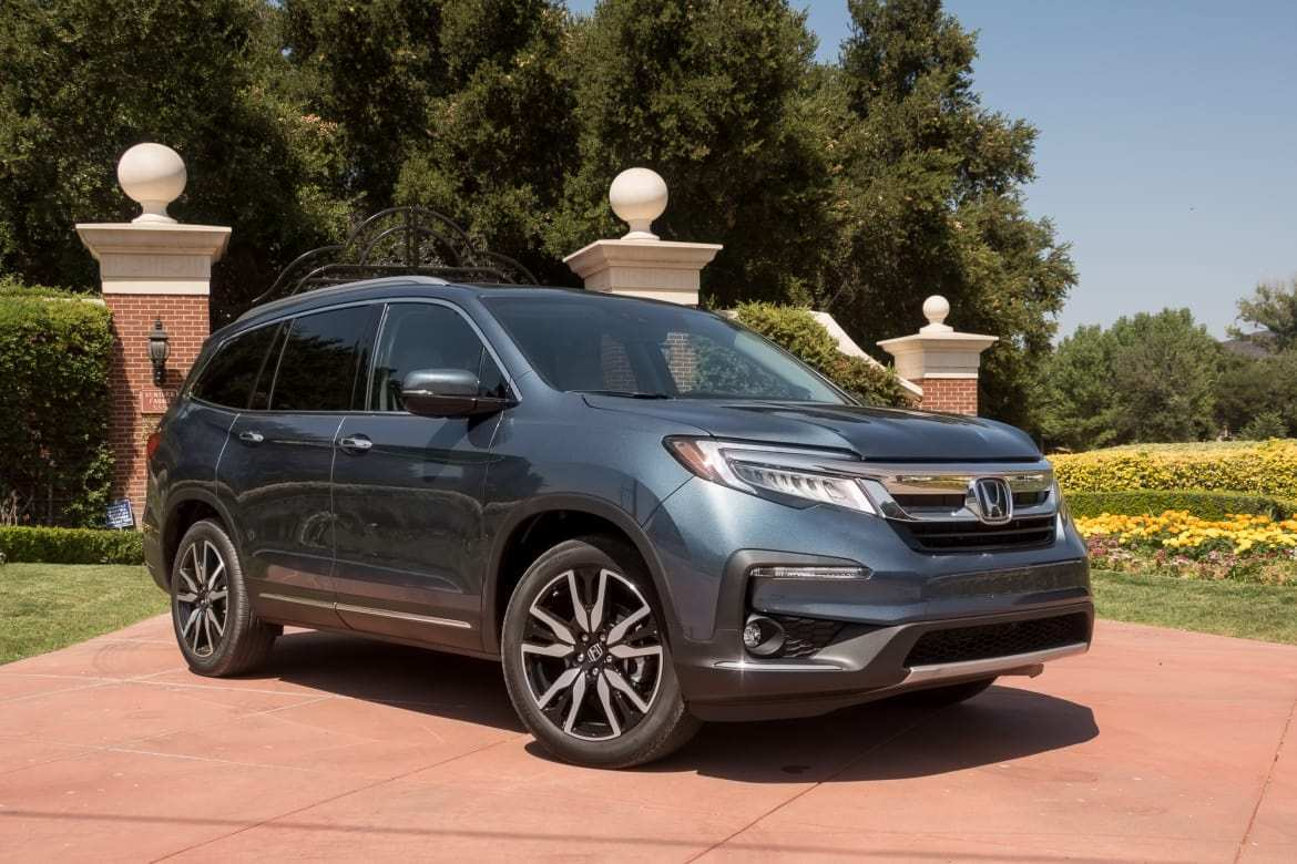 70 All New 2019 Honda Pilot Engine