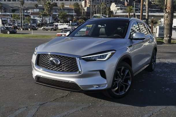 70 All New 2019 Infiniti Qx50 First Drive Spesification