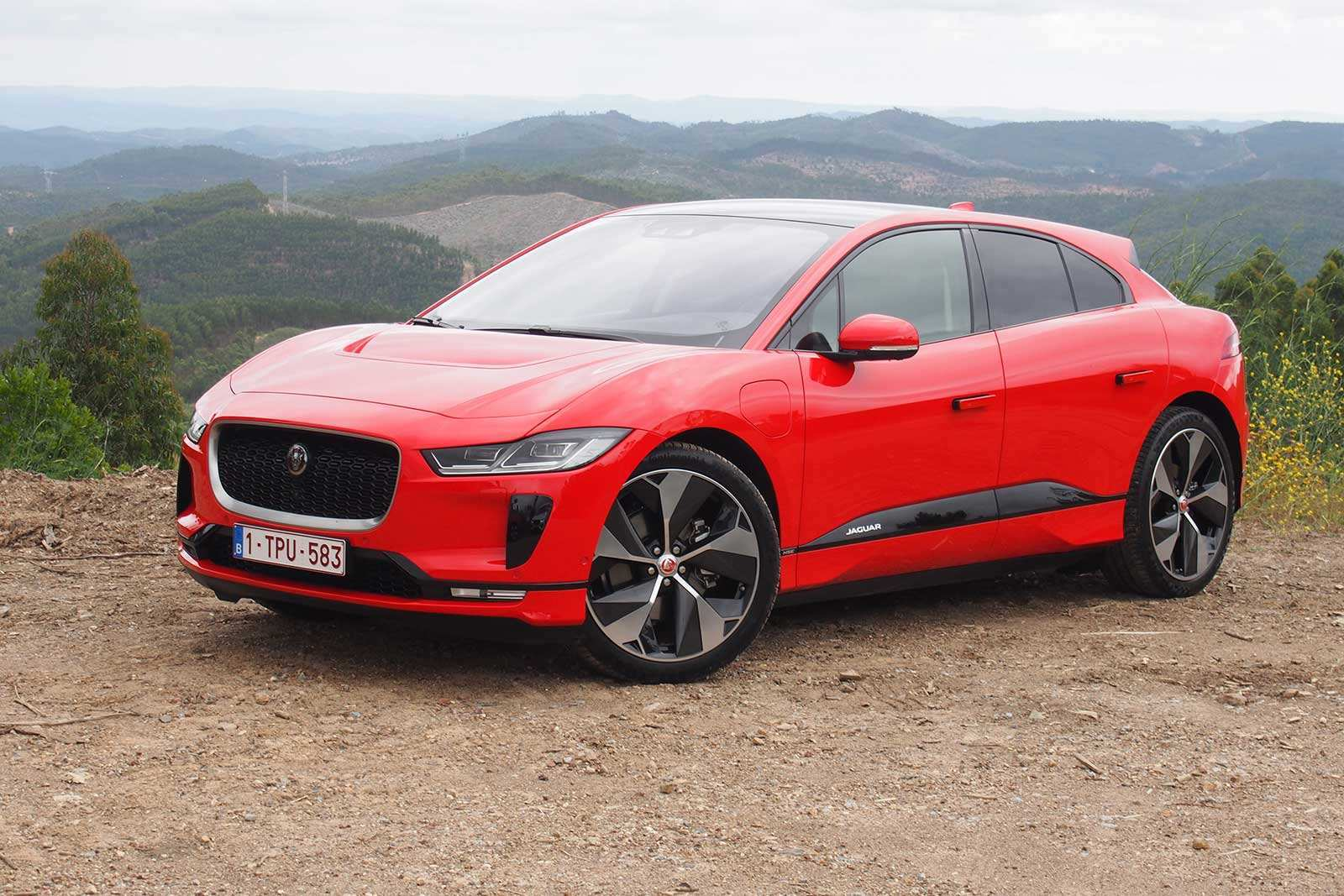 70 All New 2019 Jaguar I Pace Review Research New