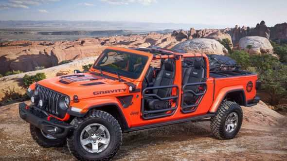 70 All New 2019 Jeep Gladiator Style
