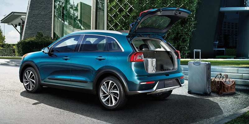 70 All New 2019 Kia Niro Review And Release Date