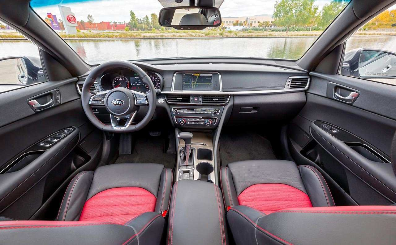 70 All New 2019 Kia Optima Concept And Review