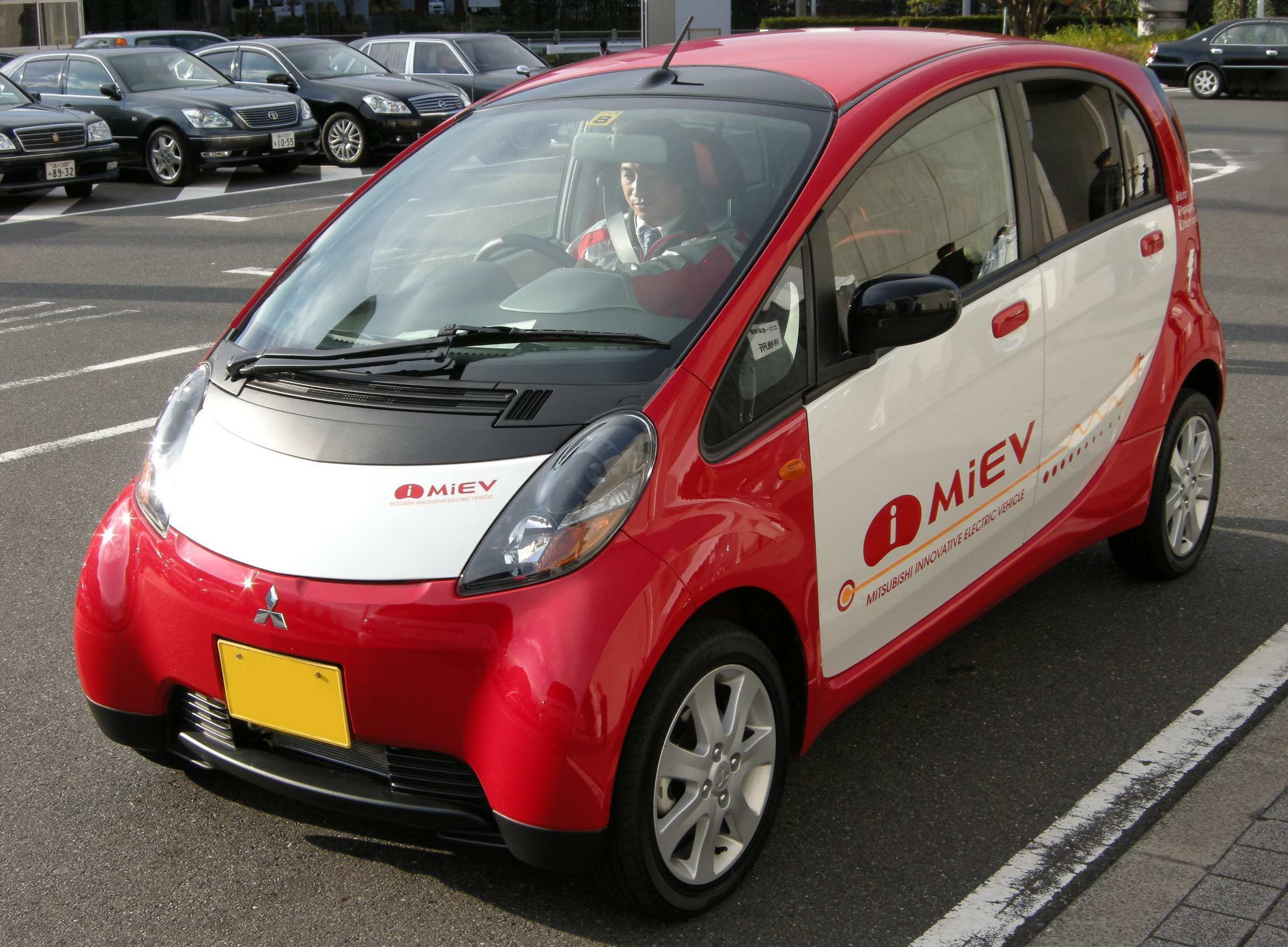 70 All New 2019 Mitsubishi I MIEV Exterior And Interior