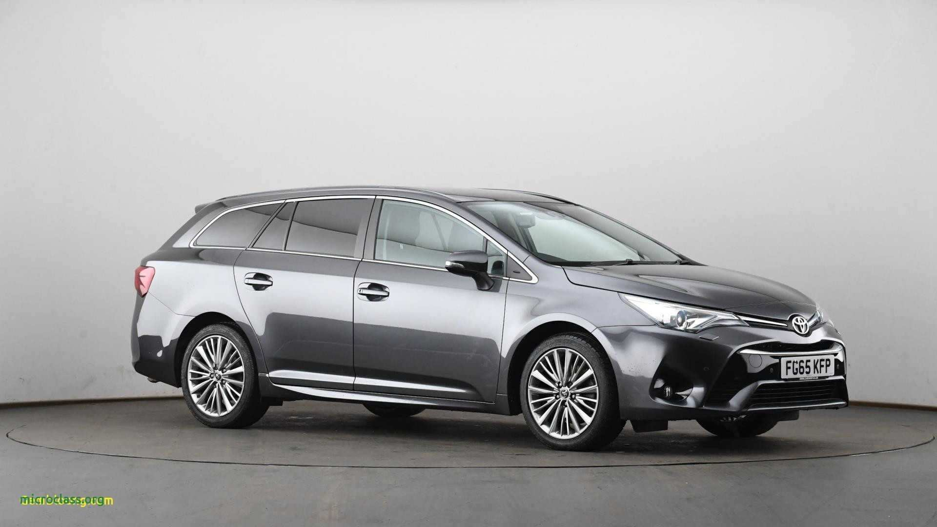70 All New 2019 New Toyota Avensis Spy Shots Interior