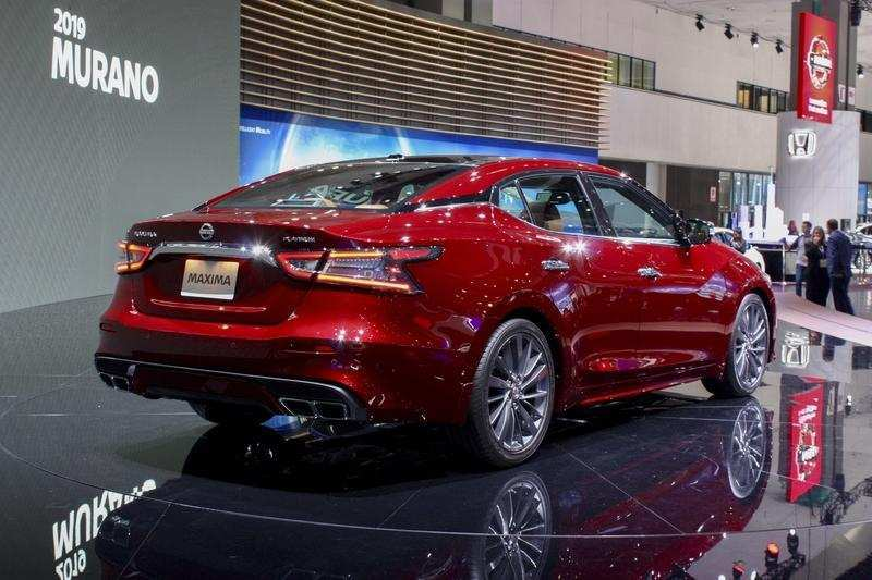 70 All New 2019 Nissan Maximas Style