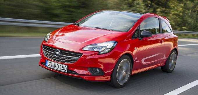 70 All New 2019 Opel Corsa Price And Release Date