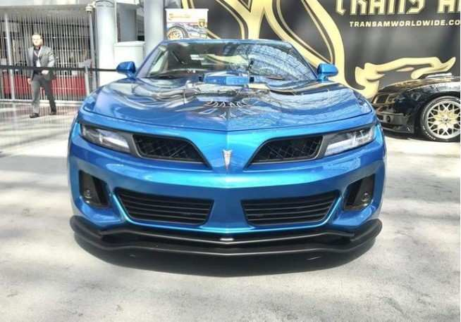 70 All New 2019 Pontiac Firebird Trans Am Review