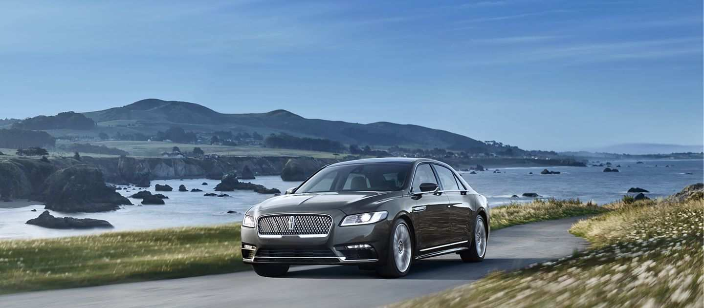 70 All New 2019 The Lincoln Continental Redesign And Concept