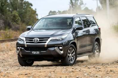 70 All New 2019 Toyota Fortuner Price And Review