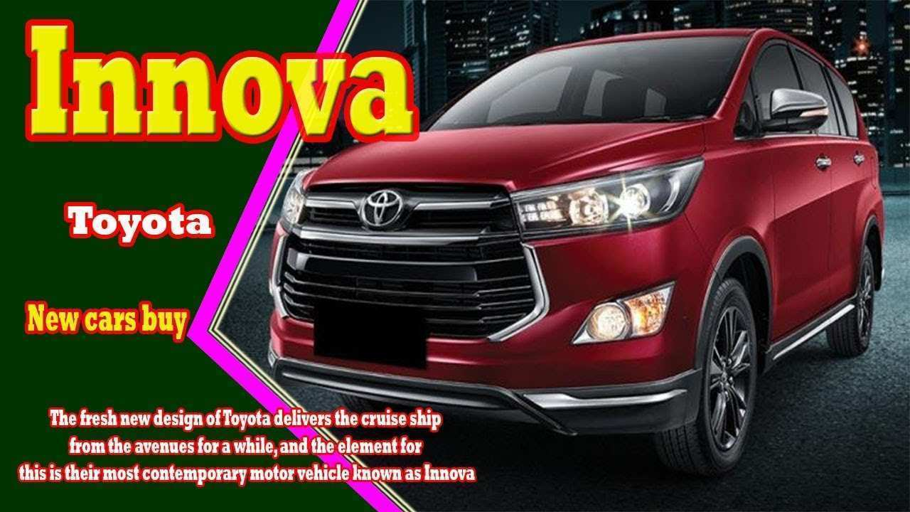 70 All New 2019 Toyota Innova Model