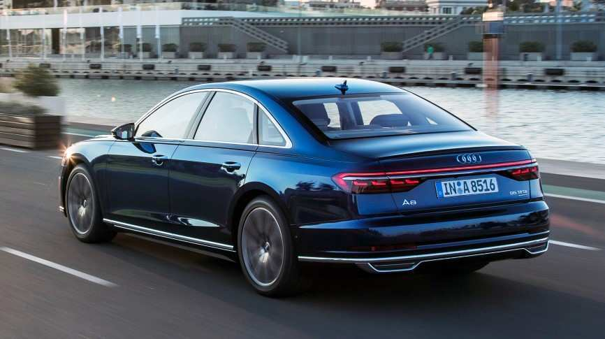 70 All New 2020 Audi S8 Release Date Review
