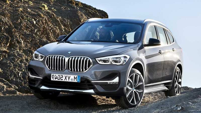 70 All New 2020 BMW X1 Spy Shoot