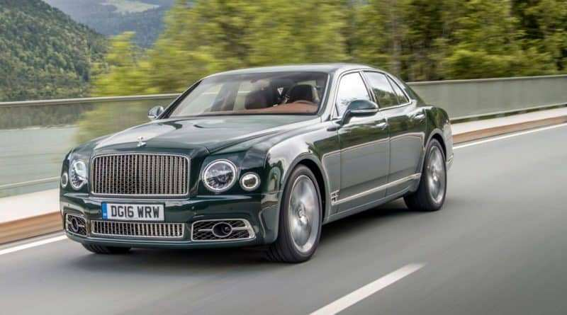 70 All New 2020 Bentley Muslane Price Design And Review