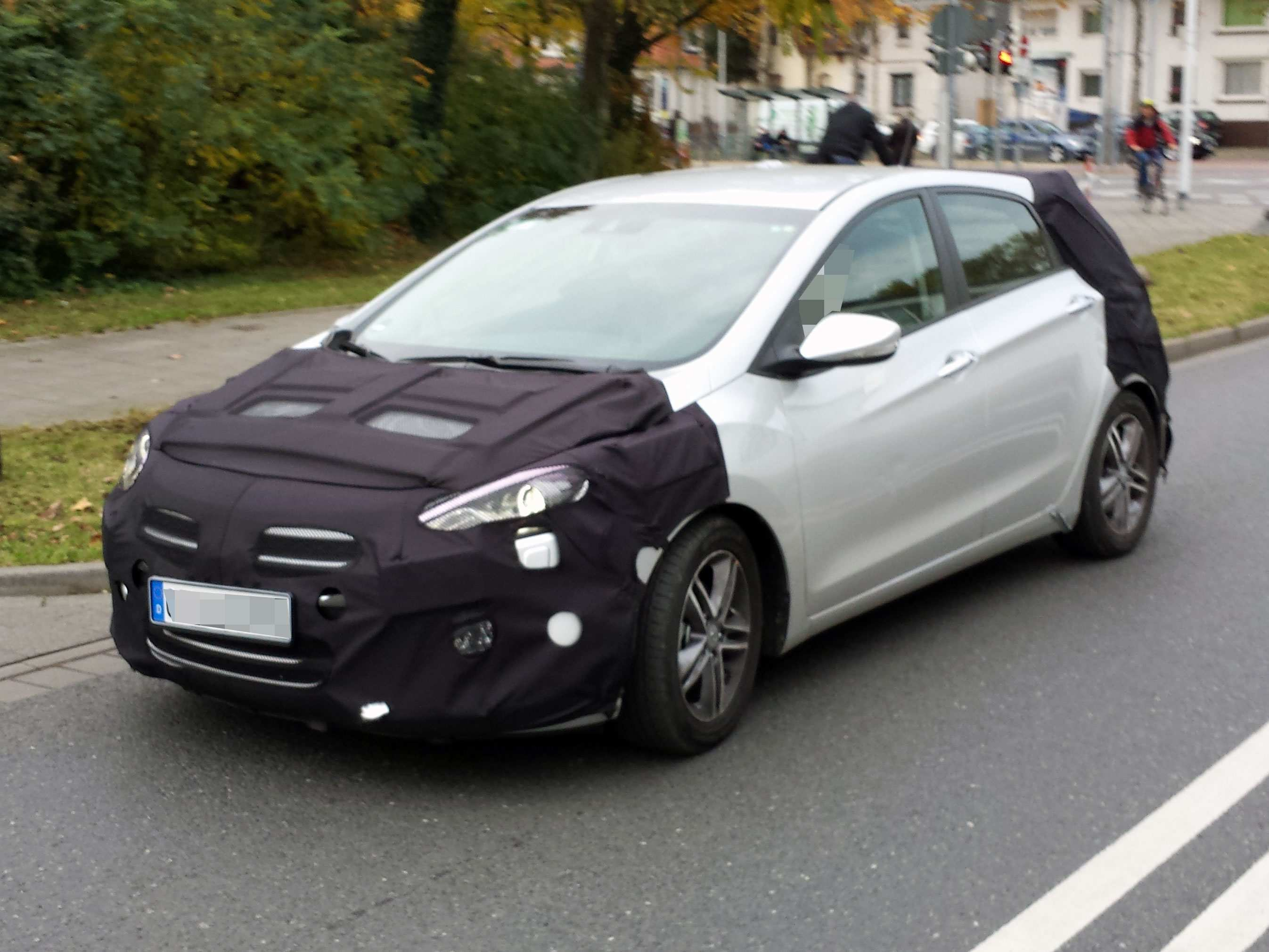 70 All New 2020 Hyundai I30 Spy Shoot