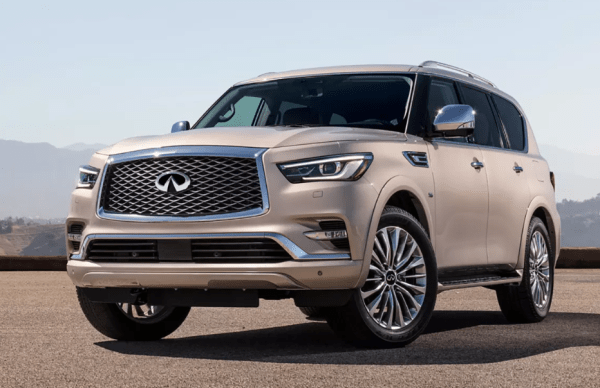 70 All New 2020 Infiniti Qx80 Suv Prices