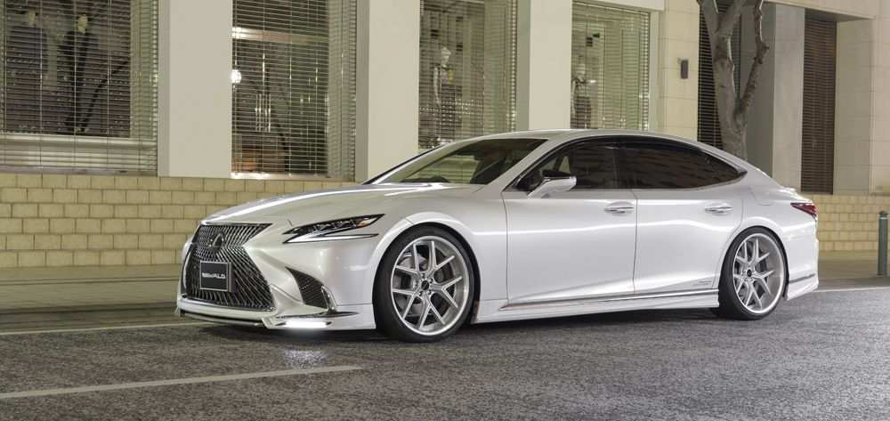 70 All New 2020 Lexus LSs Configurations
