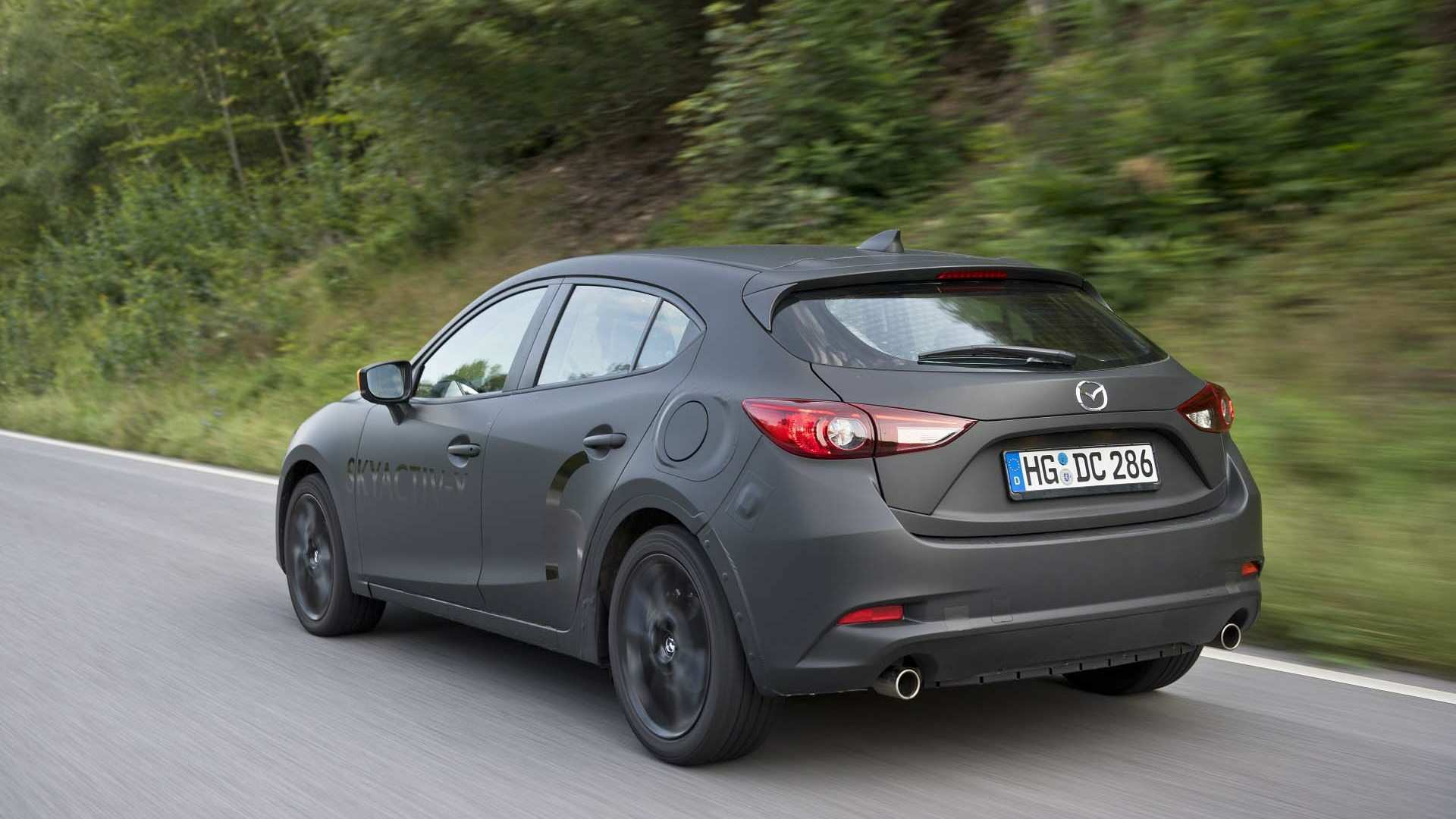 70 All New 2020 Mazdaspeed 3 Price And Release Date