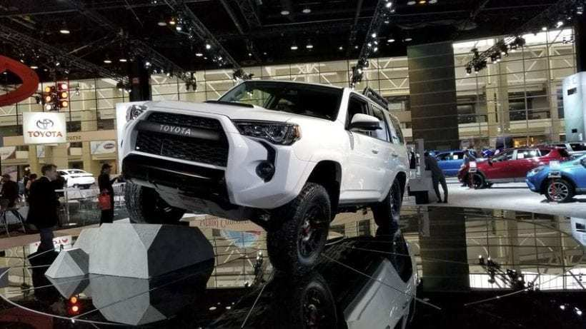70 All New 2020 Toyota 4Runner History