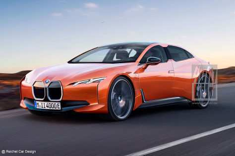 70 All New BMW I5 2020 Picture