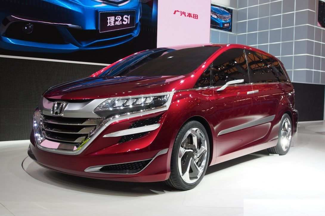 70 All New Honda Odyssey 2020 Release Date New Concept