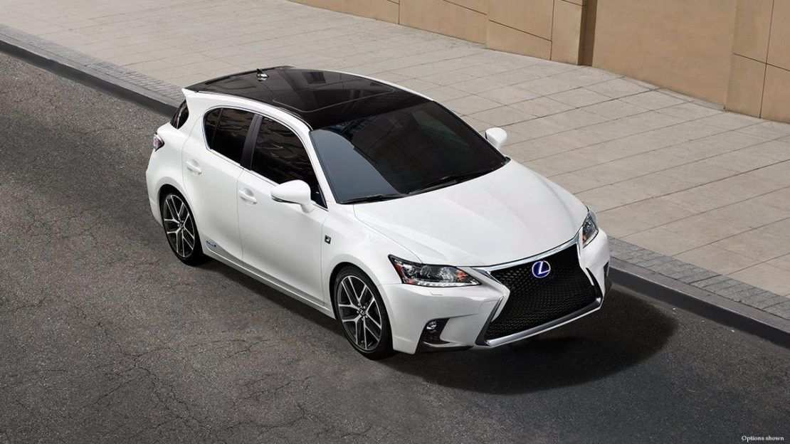 70 All New Lexus Ct 2019 Overview