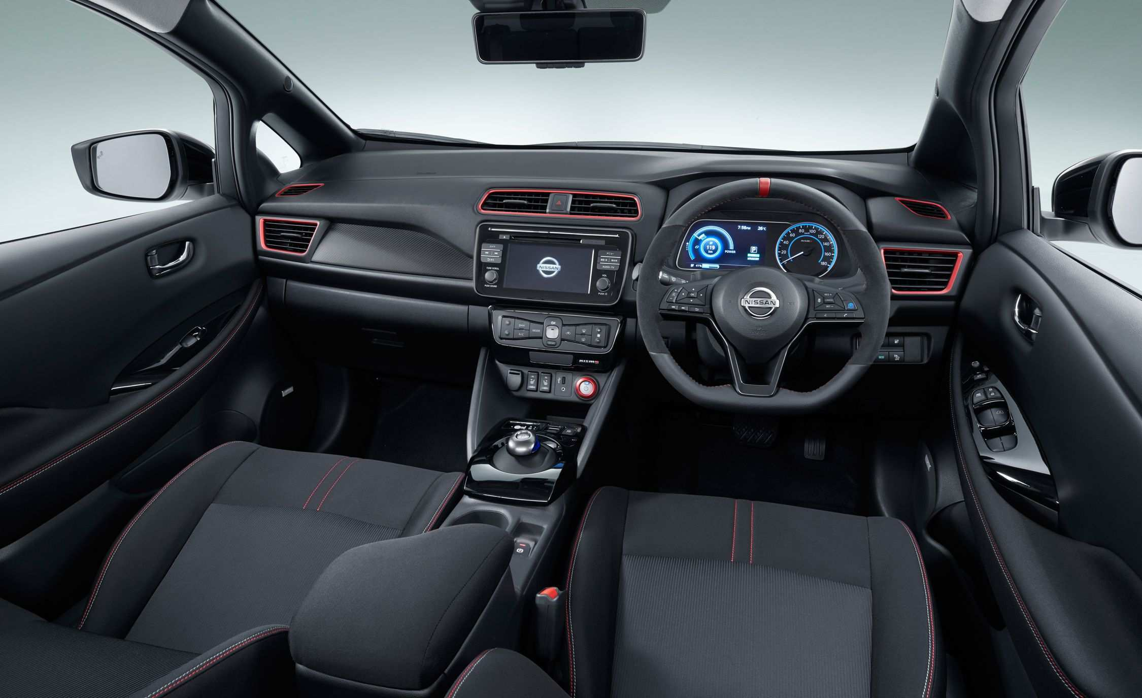 70 All New Nissan Leaf 2020 Interior Review