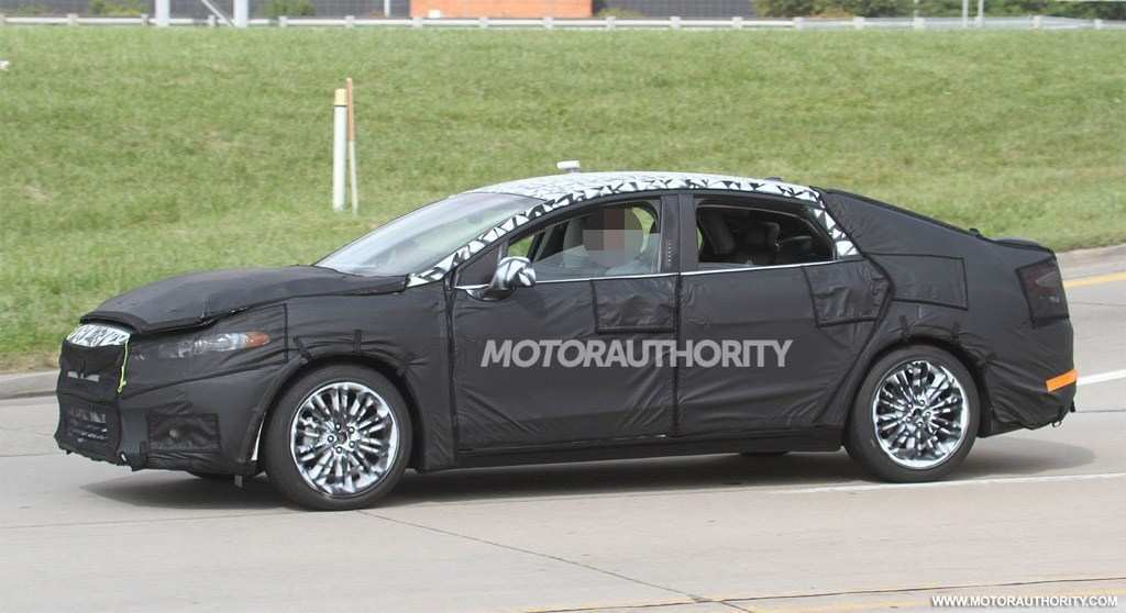 70 All New Spy Shots Ford Fusion Pictures