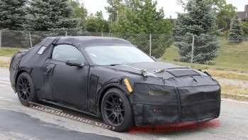 70 All New Spy Shots Ford Mustang Svt Gt 500 Engine