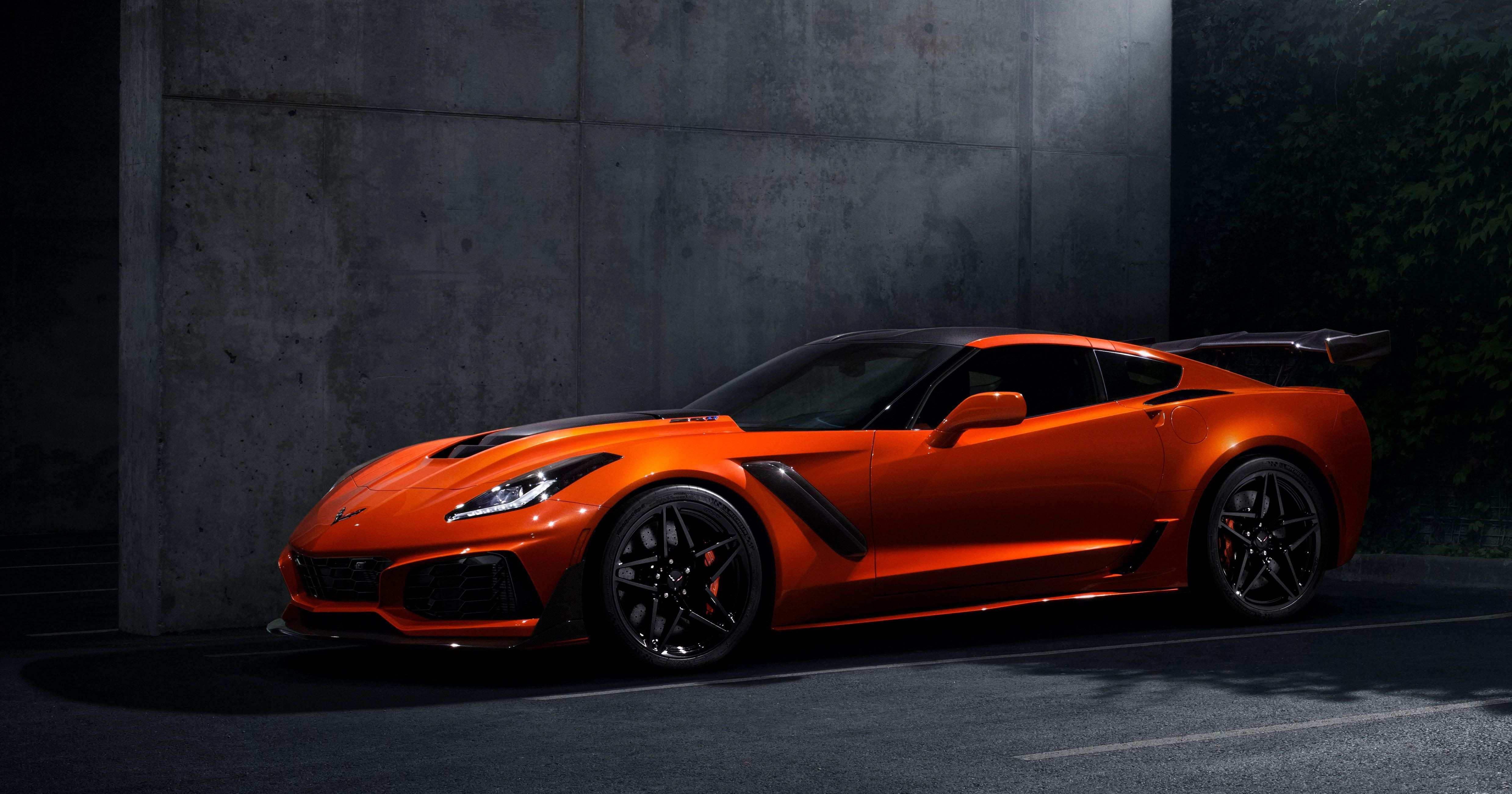 70 Best 2019 Chevrolet Corvette Zora Zr1 New Review