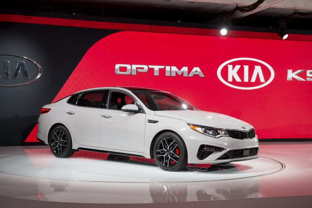 70 Best 2019 Kia OptimaConcept Ratings