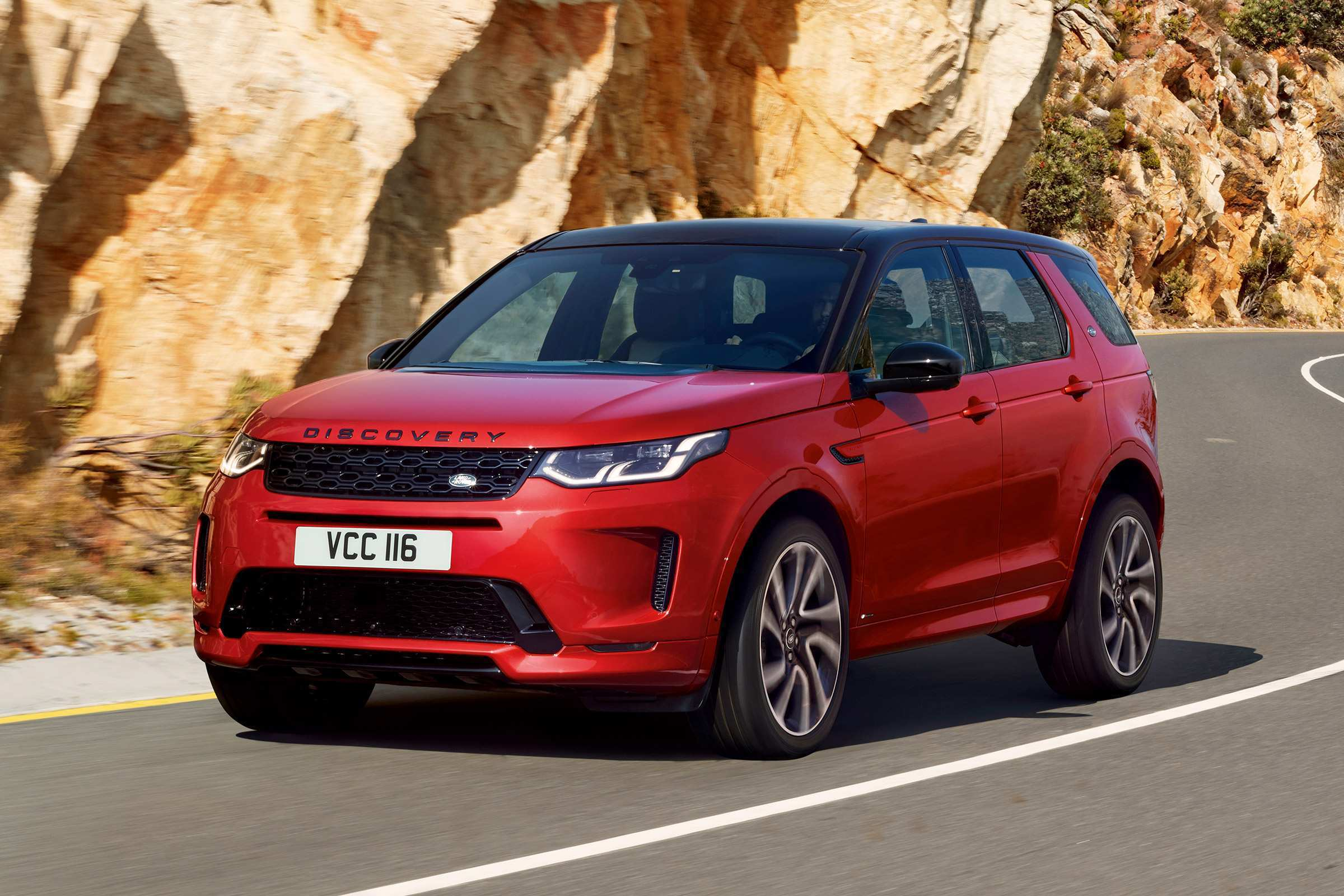 70 Best 2019 Land Rover Discovery Sport Interior