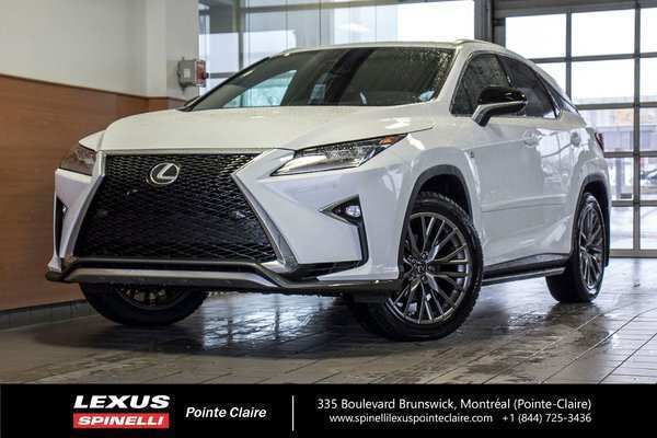 70 Best 2019 Lexus Rx 350 F Sport Suv Redesign And Review