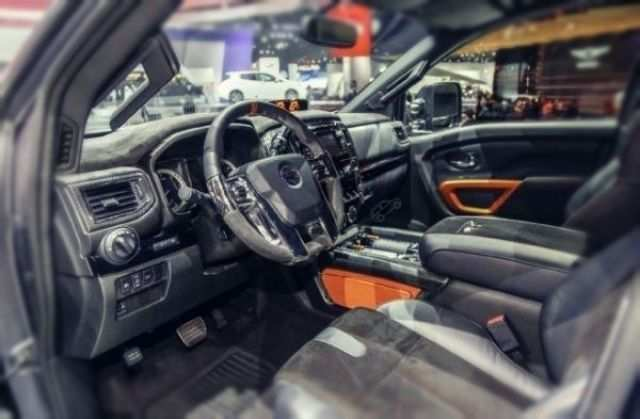 70 Best 2019 Nissan Titan Interior Model