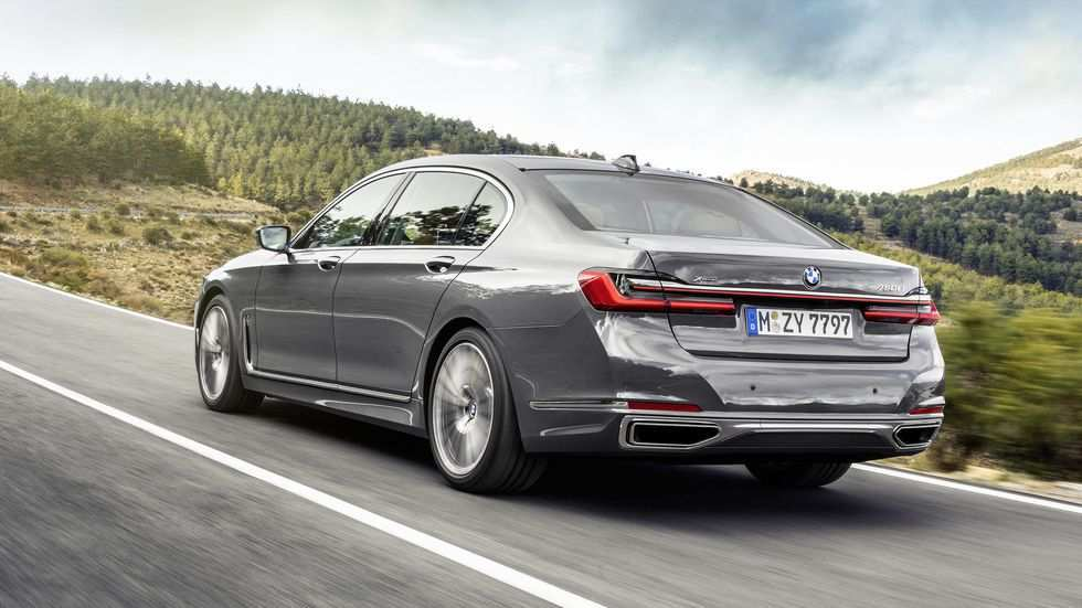 70 Best 2020 BMW 7 Series Picture