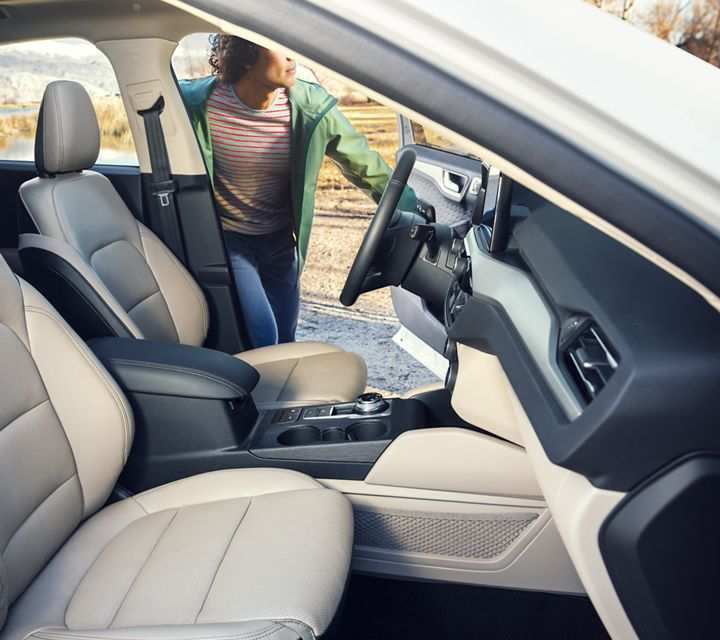 70 Best 2020 Ford Escape Interior Review And Release Date